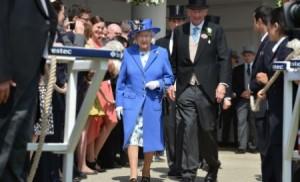 Jubileu al Reginei în Marea Britanie !