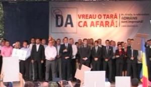 """Referendum – """"Caravana"""" USL prin ţară !"""