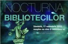 Nocturna Bibliotecilor – 2012 !