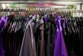9175456-clothes-on-hanger-in-shop