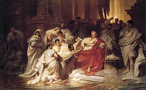 300px-Karl_Theodor_von_Piloty_Murder_of_Caesar_1865