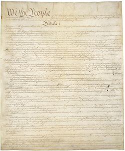 250px-Constitution_of_the_United_States,_page_1