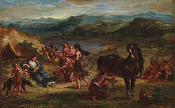 250px-001_Ovid_among_the_Scythians_(oil_on_paper_laid_down_on_wood)
